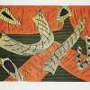 Gravure d'Henri Goetz – Composition 6
