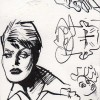Jordi Bernet – Recherche de visages