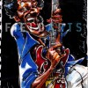 Illustration de Chuck Berry