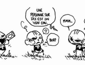 Mickael Roux. Tim « 1 sur 10 »