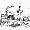 Mickael Roux. Tim «illustration Cafoutch»
