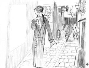 Illustration, Alice & la Croisière Jaune