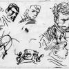 Jordi Bernet – Recherche de personnages