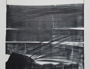Lithographie de Hans Hartung L-04B-1974