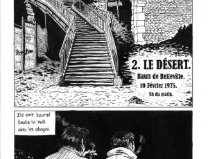 Hervé Tanquerelle – Les Faux Visages