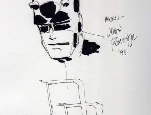 John Romita Jr. Daredevil