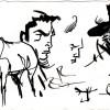 Jordi Bernet – Recherche personnages