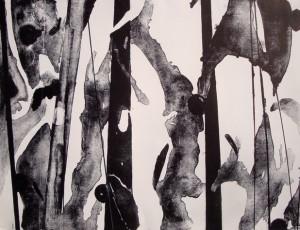 Lithographie de Yuki HASEGAWA