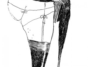 Christophe Gaultier. Fille de joie