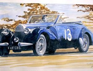 Jean-Marie GUIVARC'H. Bugatti 57