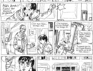Jeff Pourquié. Békame page 11