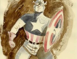 Arnaud poitevin. Captain America