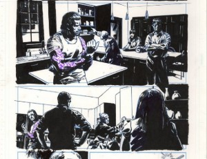 Michael Lark – Daredevil #113 page 02