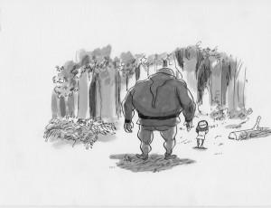 Grégory Mardon. Le Fils de l'Ogre