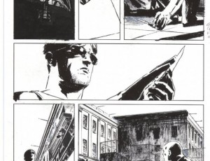 Michael Lark Daredevil #85 page 16