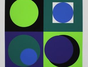Geneviève Claisse – Compo Géométrique