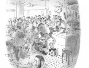 François Ravard. Le collectif – Football