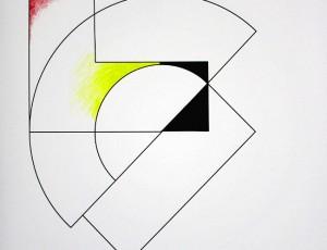 Gottfried Honegger. Géométrie