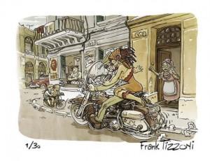 Frank Tizzoni. Habana