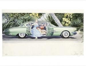 Denis Sire. Glamour Pontiac