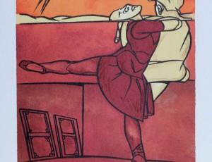 Valerio Adami. Ballet
