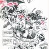 Cyrille Pomès. Le printemps des arabes p67