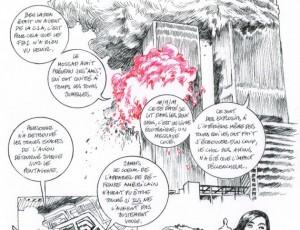 Cyrille Pomès. Le printemps des arabes p99