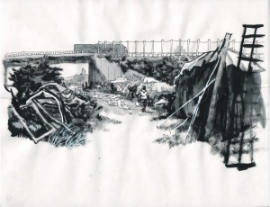Cyrille Pomès. Calais