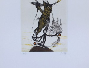 Albert Porta Zush – Diable