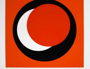 Geneviève Claisse – Rond Orange