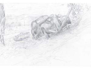 Denis Sire. Chevy Crash