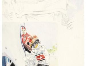 Denis Sire. AGO 350 Yam Charade GP