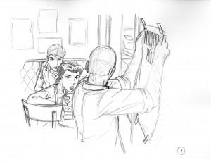 Cyril Bonin. Amorostasia 3. Illustration  14