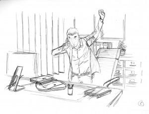 Cyril Bonin. Amorostasia 3. Illustration 5