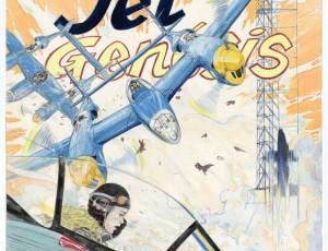Denis Sire. Buck Danny Jet Genesis