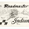 Denis Sire. Roadmaster Indian