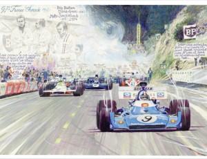Denis Sire – Charade 1972 Matra Simca