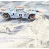 Denis Sire Le Mans 1968 Bianchi Rodriguez