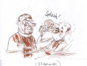 Jeff Pourquié. Eau Bénite