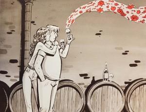 Boris Guilloteau. Bourgogne Rouge