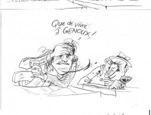 Jeff Pourquié. Mourir Debout