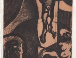 John Christoforou – Crucifixion 1