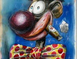 Manu Larcenet . Clown