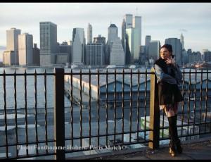 Hubert Fanthomme Béatrice Dalle Manhattan