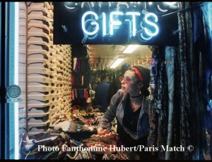 Hubert Fanthomme. Béatrice Dalle Gifts