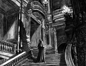 Christophe Gaultier. Fantôme de l'Opéra