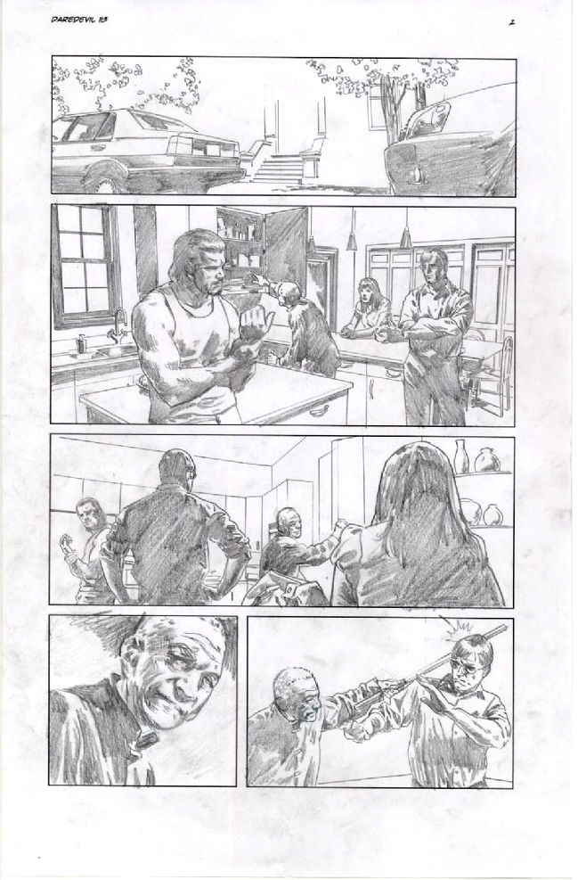 Daredevil Issue 113 Pg 2