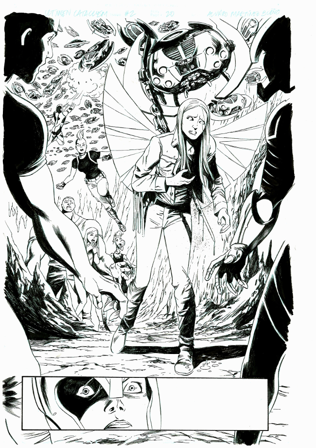 Ultimate X-men 2 page 20
