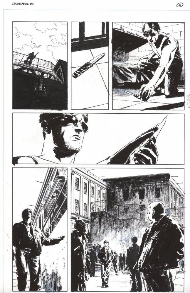 Lark Daredevil Issue 85 Pg 16
