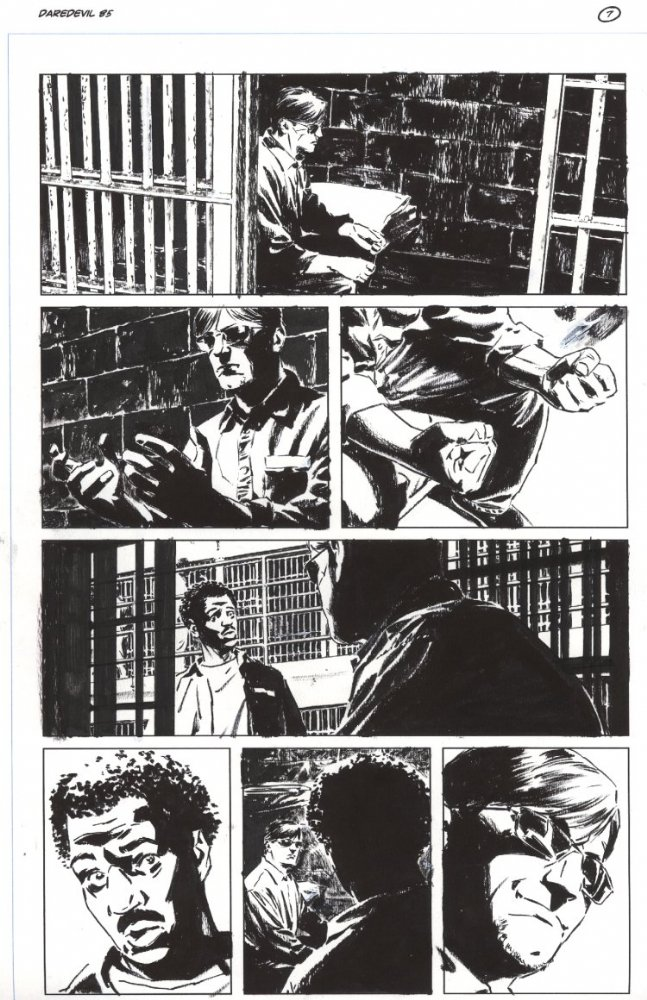 Lark Daredevil Issue 85 Pg 07